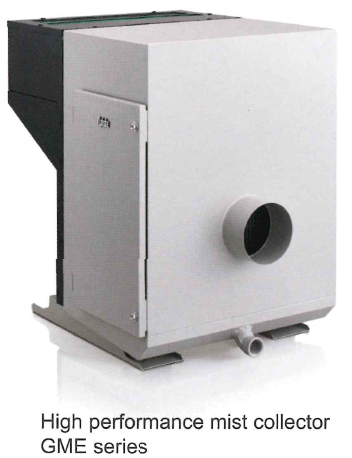 GME Series Mist Collectors (Colectores de Neblina)