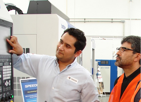 Solving challenges in machining processes. Compact CNC Centers Brother