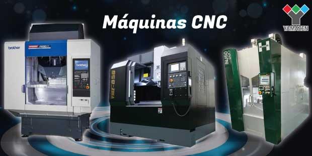Tipos de máquina CNC