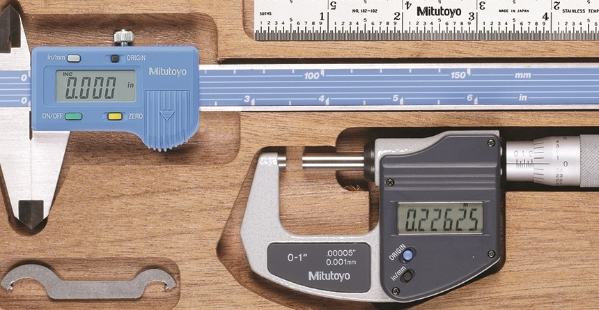 GD&T Metrology Measurement Tools: an introduction. Calipers and Micrometers