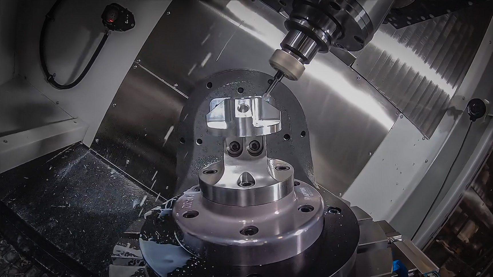 ¿Maquinado CNC, ¿qué es, y cómo se realiza en México?