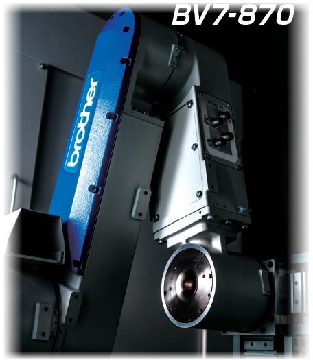 Loading System BV7-870 p/ CNC Speedio Series