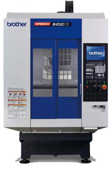 'Speedio' R450X2 CNC Machining Center (Centro de Maquinado)