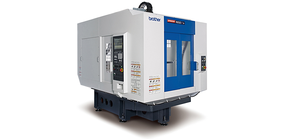 'Speedio' R650X2 CNC Machining Center (Centro de Maquinado)