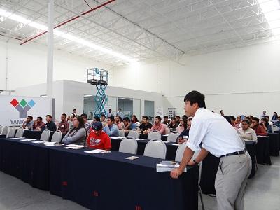 Seminarios Mitutoyo / Kyocera en Yamazen Mexicana