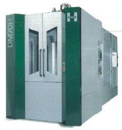 DM Series CNC Machining Centers (Centros de Maquinado)