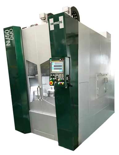 "N-SERIES ""No Bed"" MACHINING CENTERS"