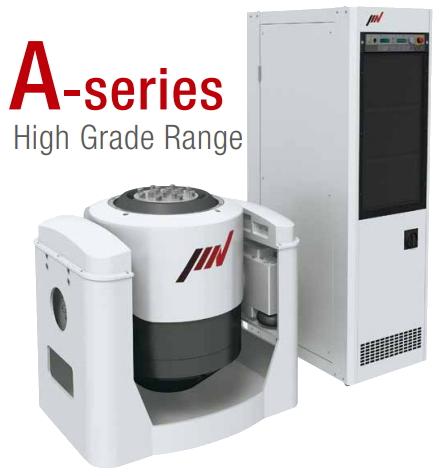 A-Series Vibration Testing System (Sistema de Pruebas de Vibración)