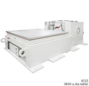 K-Series High Excitation / Water Cooled (Sistema de Pruebas de Vibración)