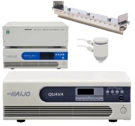QUAVA Series Ultrasonic Systems (Sistemas Ultrasónicos)