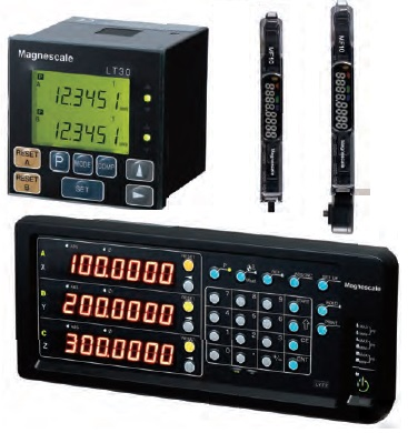 Series MF / LT / LY Counter Displays (Monitores)