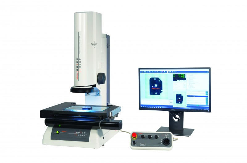 VISION MEASUREMENT SYSTEMS (ÓPTICOS, PROYECTORES Y MICROSCOPIOS)