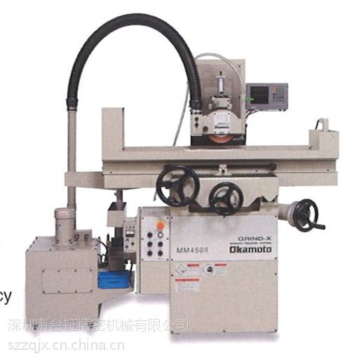 Máquina rectificadora de precisión, MM415