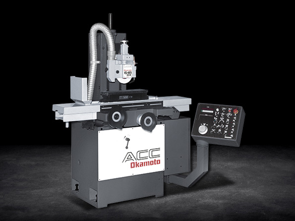 ACC-6•18DX Series Saddle Type Surface Grinders (tipo cama)