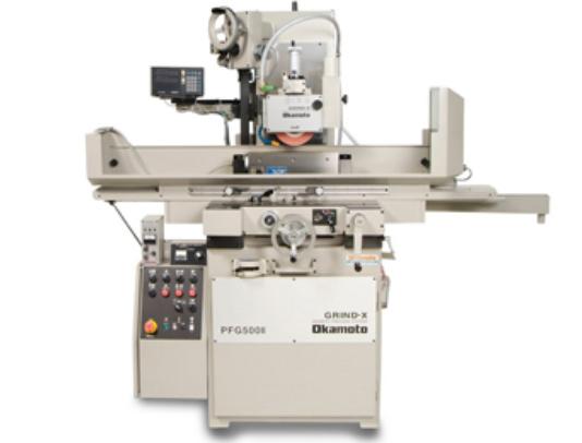 Máquina Rectificadora, PFG500II / PFG500DXALII