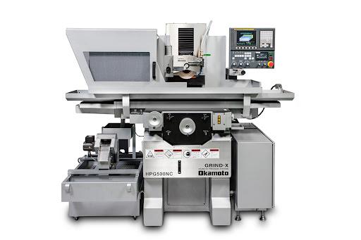 Máquina rectificadora de alta precisión, HPG500