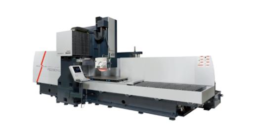 Rectificadora de superficies planas de doble columna PSG156CHLi