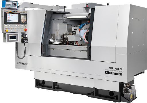 Rectificadora universal de precisión CNC, UGM3100NC
