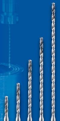 Small Diameter Carbide Drill ADO-MICRO (Brocas Carburo Diámetro Pequeño)