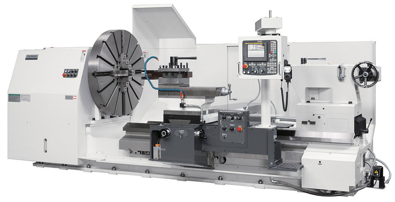 TAC / TSL / TAL SERIES CNC / MANUAL