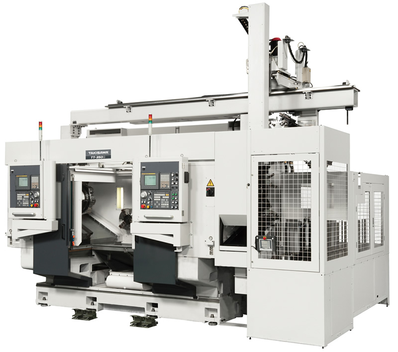 TT SERIES (PARALLER TWIN SPINDLE / TWIN TOOL SLIDE)