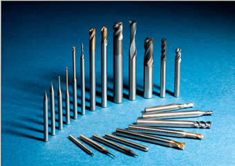 CORTADORES DE CARBURO (END MILLS)